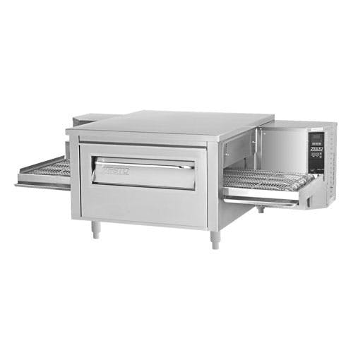 "Zesto (CE3018-1) - 58"" Electric Conveyor Oven Commercial oven sold by Food Service Warehouse"