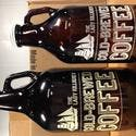 Coffee Growler - Growler sold by Flour City Growlers
