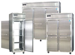 True and Continential Refrigeration and Freezers Upright 1/2/3 Door Commercial refrigerator sold by O'Bannon Food Service Consulting and Equipment Sales