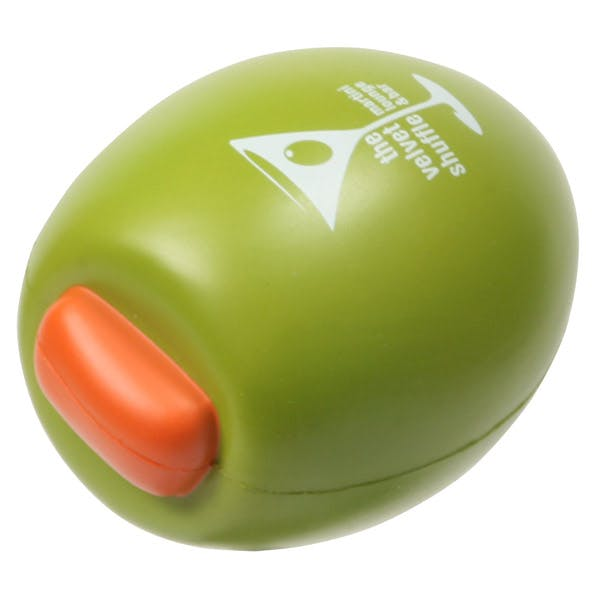 Ariel :: Olive - LFR-LV08 Stress reliever sold by Distrimatics, USA