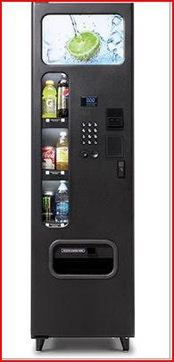 NEW BC6 Stand Alone Drink Machine Vending machine sold by MEGAvending.com
