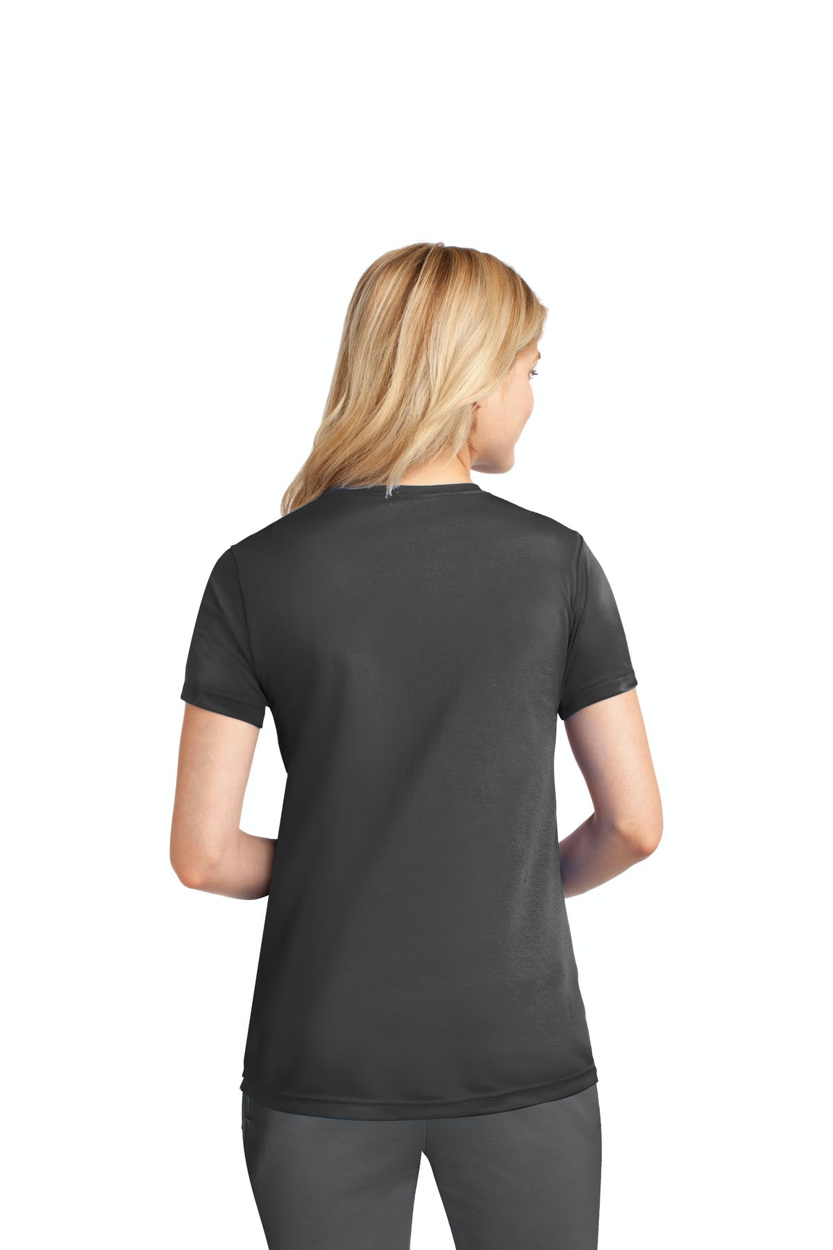 Port & Company® Ladies Performance Tee - sold by PRINT CITY GRAPHICS, INC