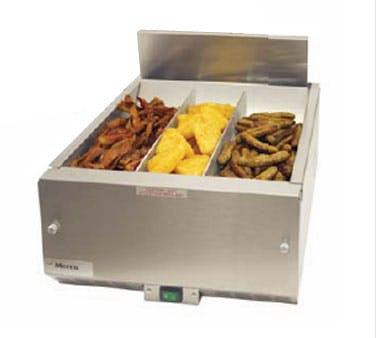 Merco Countertop Fried Food Warmer/Holding Station - sold by pizzaovens.com