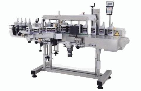 Wrap Around Labeler, Model 302 - sold by ACASI Machinery