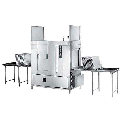 Champion - LD-20-PT 10 Racks/Hr Pass-Through Pot, Pan & Utensil Washer Commercial dishwasher sold by Food Service Warehouse