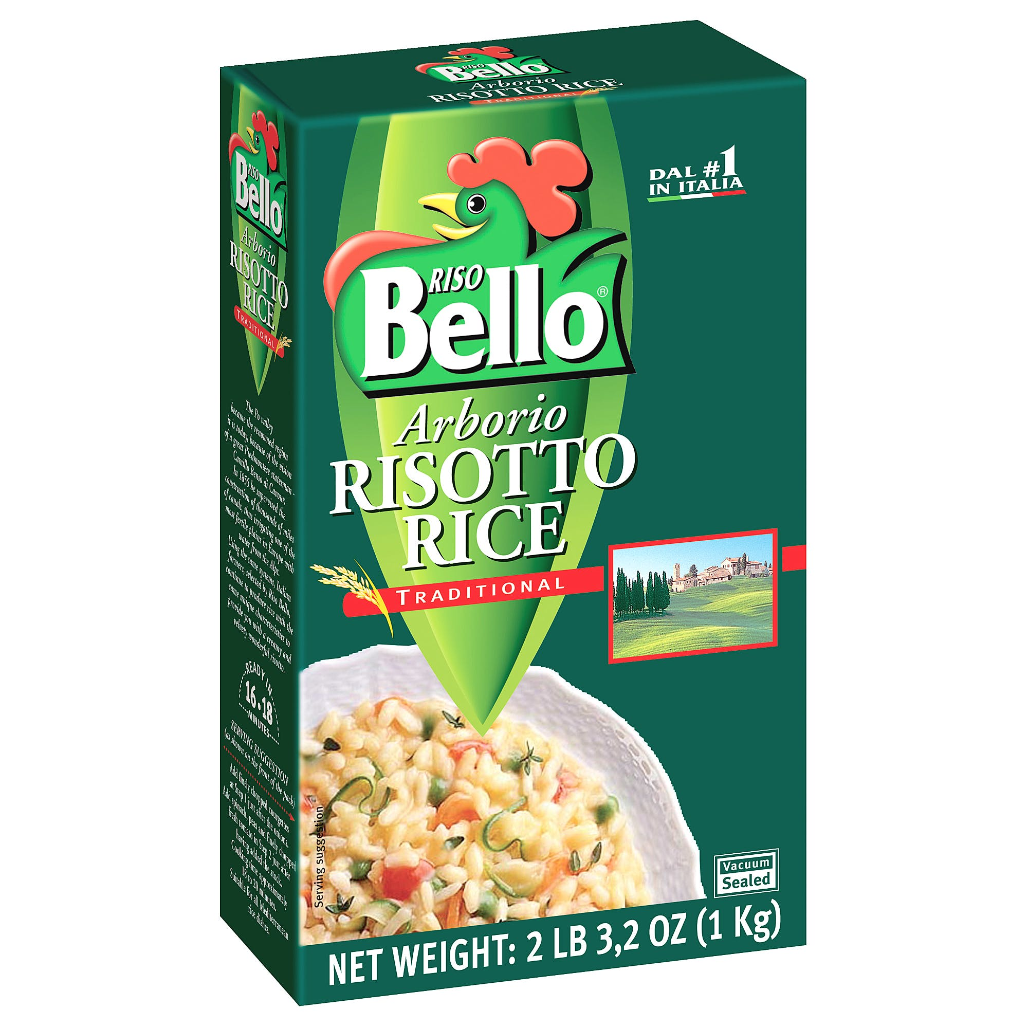 Arborio Risotto Rice Large Rice sold by M5 Corporation