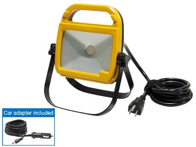 Energetic Lighting Dual Voltage LED Work Light, 10 Watts - sold by RelightDepot.com