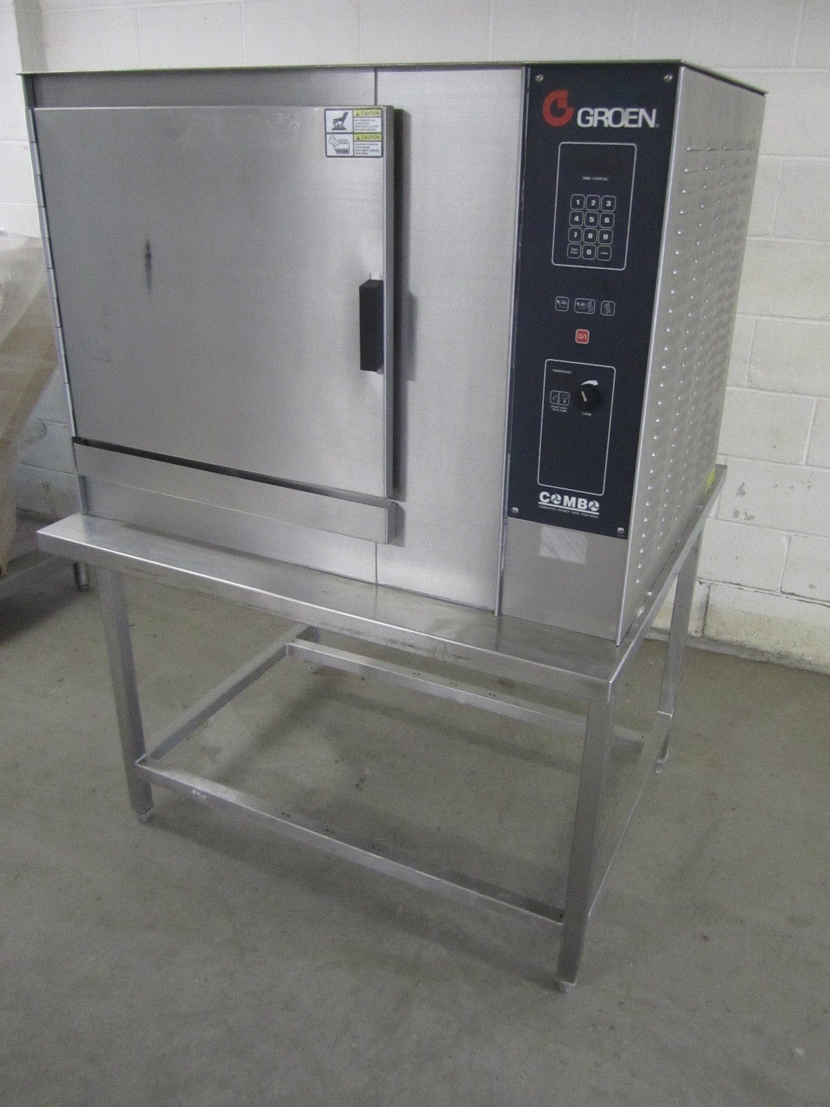 Groen Combo Combination Steam & Convection Oven Model CC20-E TESTED