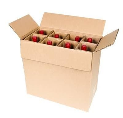 Eight Bottle Wine Shipper Wine shipper sold by SpiritedShipper