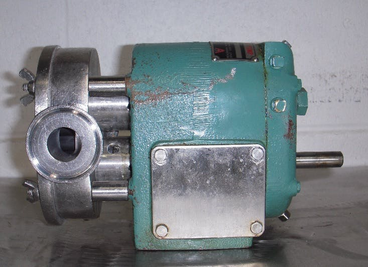 TRI-CLOVER PRED3 Rotary Pump Transfer pump sold by Aevos Equipment