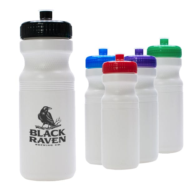 24 oz. Water Bottle Promotional water bottle sold by MicrobrewMarketing.com