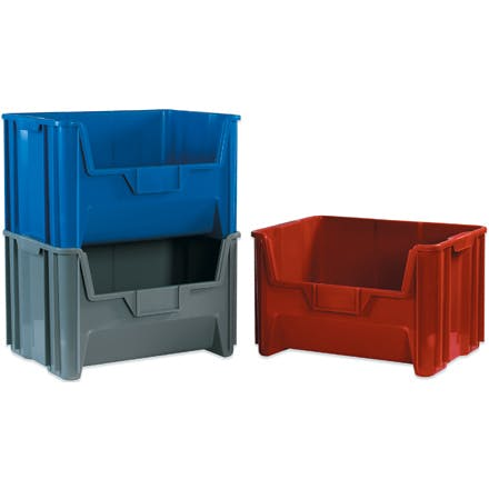 Giant Stackable Bins Bin sold by Ameripak, Inc.