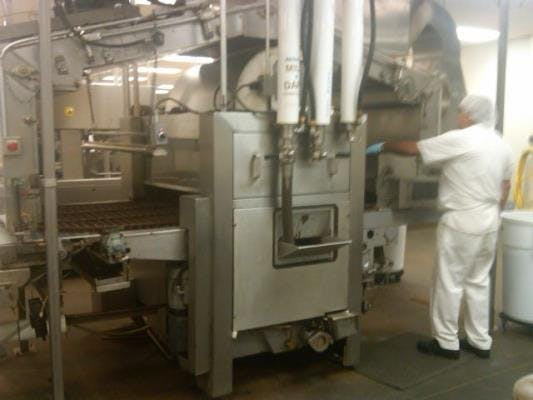 """Greer Model CG 42"""" Chocolate Coater - sold by Union Standard Equipment Co"""