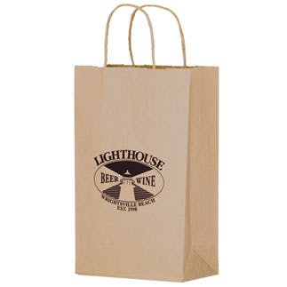 Kraft paper Wine bags Wine bag sold by Luscan Group