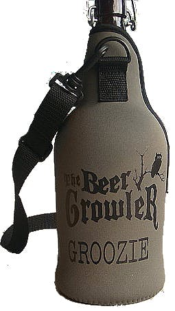 groozie Bottle carrier sold by Booker Promotions Inc.