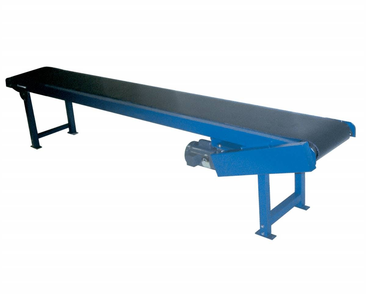HEAVY DUTY SLIDER BED POWER CONVEYOR HHDSB18-FT Conveyor sold by Janeice Products Co Inc.
