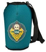 64oz Growler Koozie with velcro flap and strap Koozie sold by Grandstand Glassware and Apparel