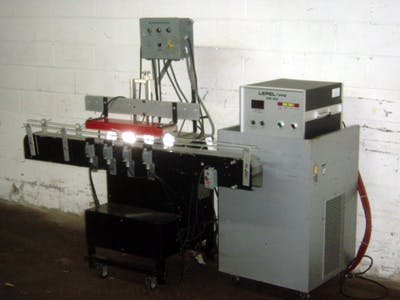 LEPEL MODEL PPS CS-3X INDUCTION SEALER Induction sealer sold by Union Standard Equipment Co