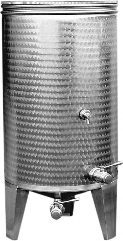 SK Group SLU 300 Fermenters Wine tank sold by Prospero Equipment Corp.