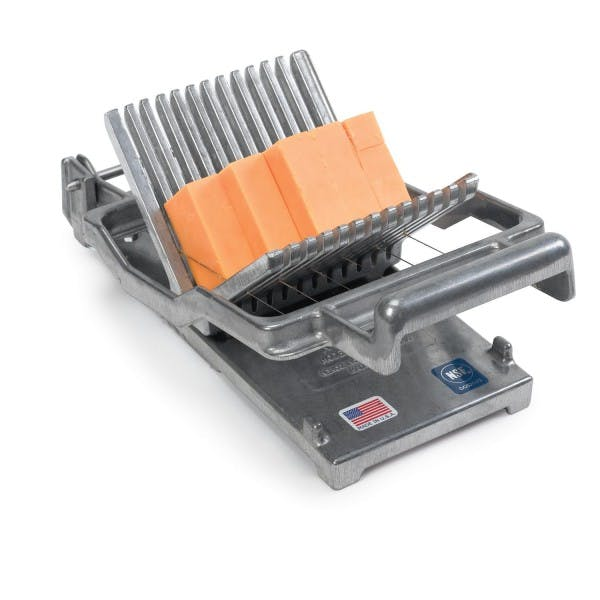 "Easy Cheeser™ 3/4"" & 3/8"" Cheese Slicer"