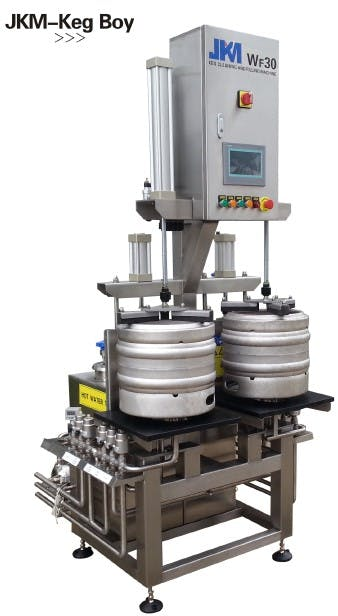 Keg Washer Filler Brewery Direct