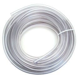 "Beer Line 3/8"" I.D. Clear Vinyl Hose - 100' Coil Draft beer hose sold by KegWorks"
