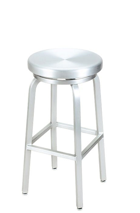 G & A Seating 891 - Aluminum Classic Bar Stool (12 per Case) Barstool sold by Elite Restaurant Equipment