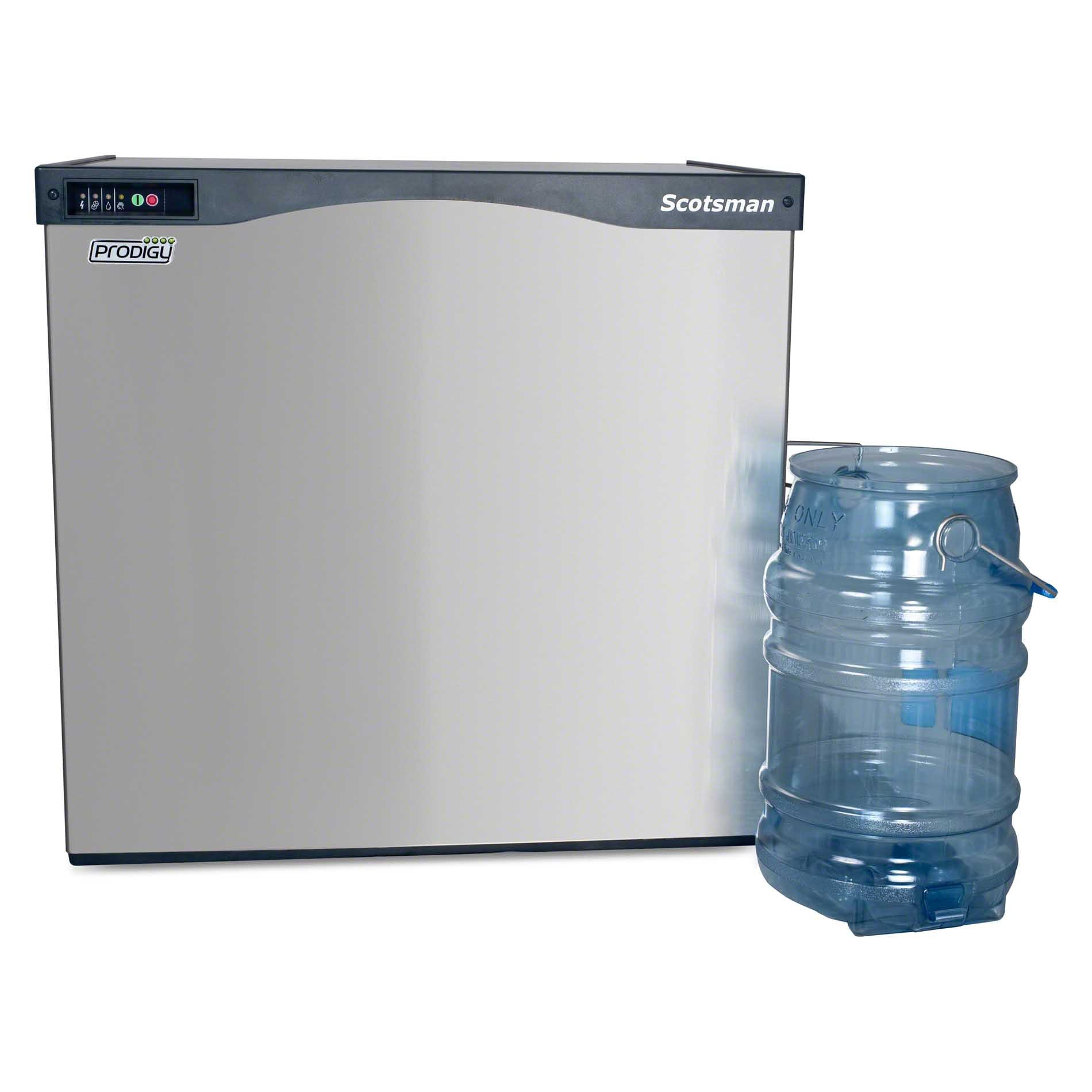 Scotsman - C1030SW-32A 1009 lb Half Size Cube Ice Machine - Prodigy Series Ice machine sold by Food Service Warehouse