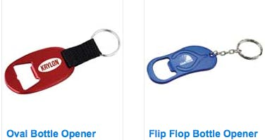 Bottle openers / key chains Bottle opener sold by Luscan Group