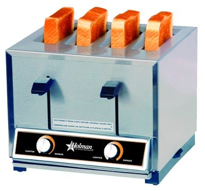 Commercial Toasters - sold by O'Bannon Food Service Consulting and Equipment Sales