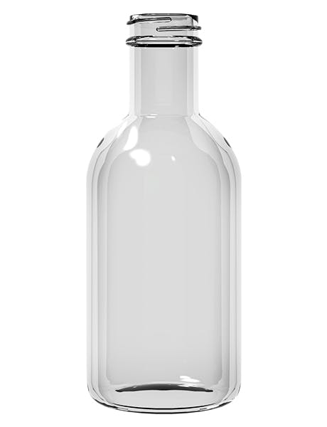 38-405 16oz-stout glass bottle 2160 per pallet ( 180 cases x 12 ) Glass bottle sold by Inmark Packaging