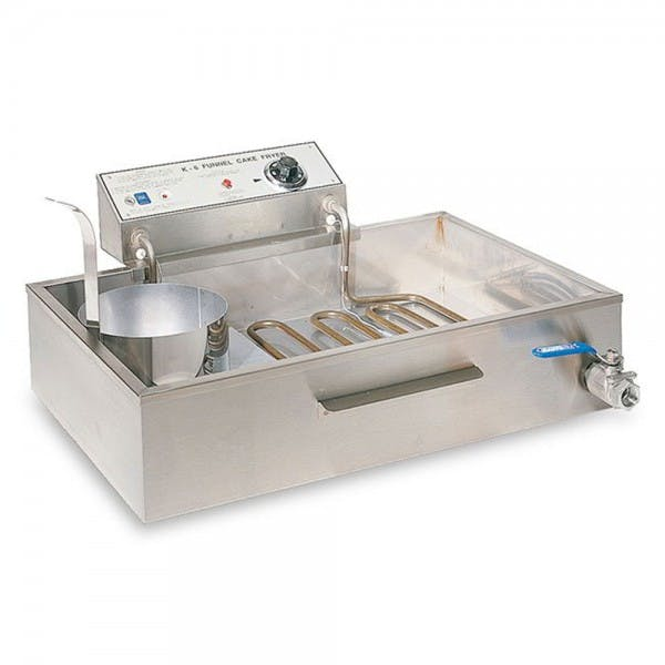 K-6 Shallow Fryer