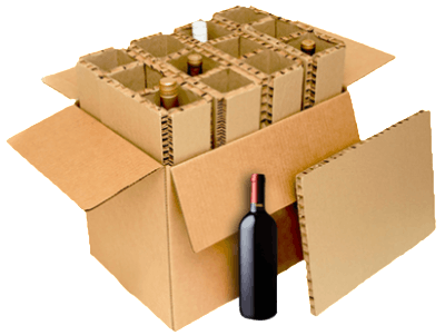 12-Bottle Shipper
