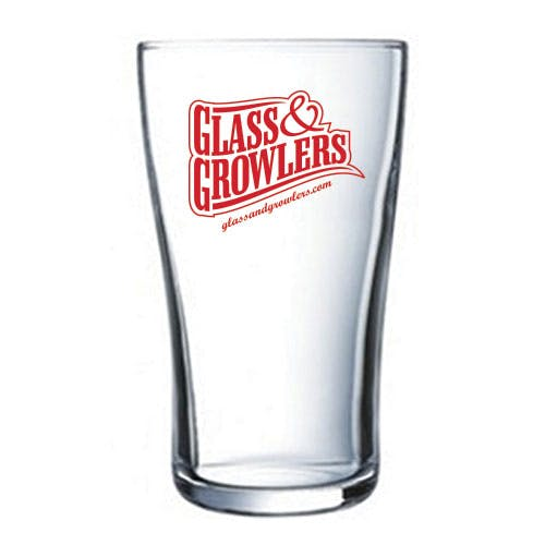H7197 Midland Taster Glass 7 oz Beer glass sold by Glass and Growlers
