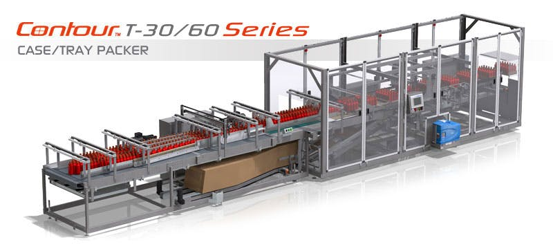 Douglas Machine - Tray Shrink Wrappers & Tray Packing Systems