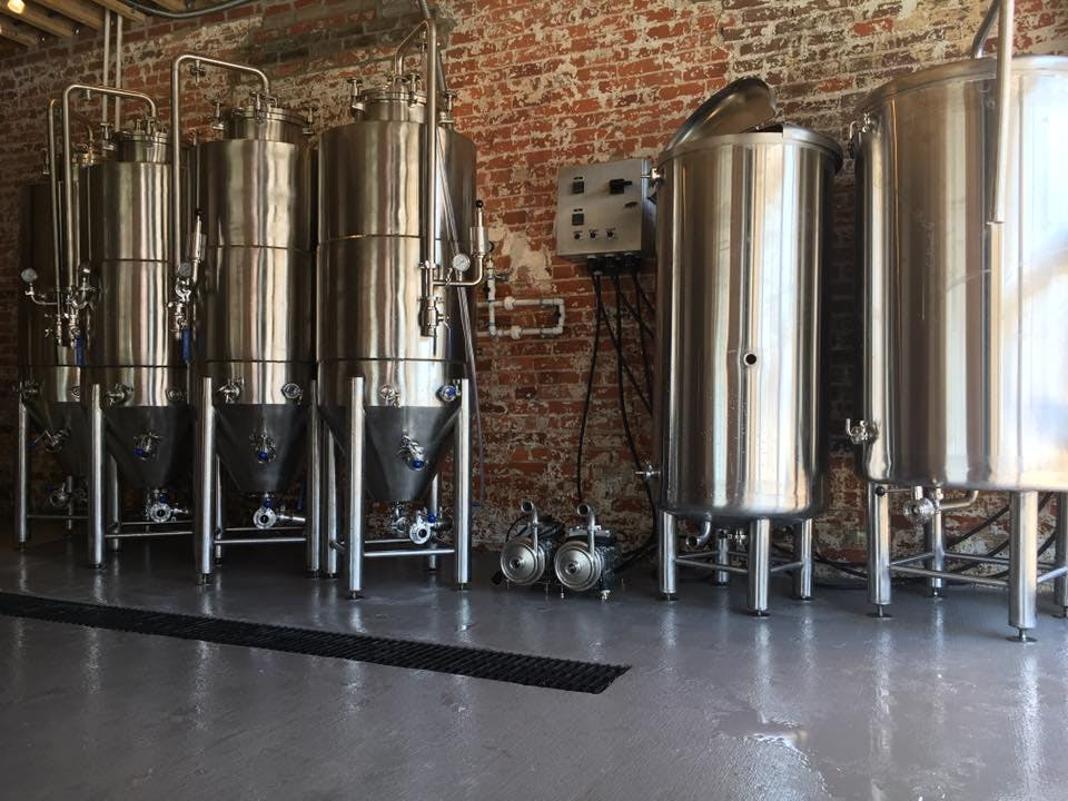 Systech Uni Tank Fermenter sold by Systech Stainless Works, LLC