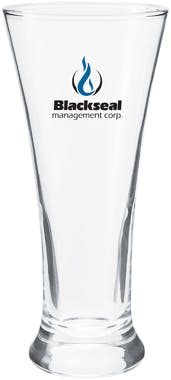 Pilsner glass, 11.5 oz Beer glass sold by Distrimatics, USA