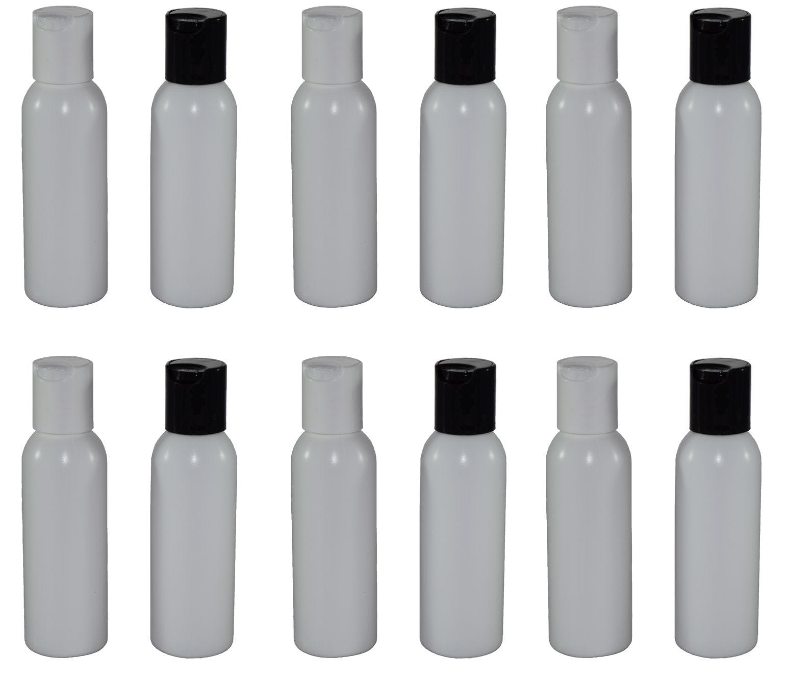 2 oz Travel Bottles Plastic bottle sold by APAK Packaging Group