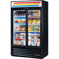 "47-1/4"" True Sliding Door Refrigeration Merch Merchandiser sold by O'Bannon Food Service Consulting and Equipment Sales"