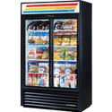 "47-1/4"" True Sliding Door Refrigeration Merch - Merchandiser sold by O'Bannon Food Service Consulting and Equipment Sales"