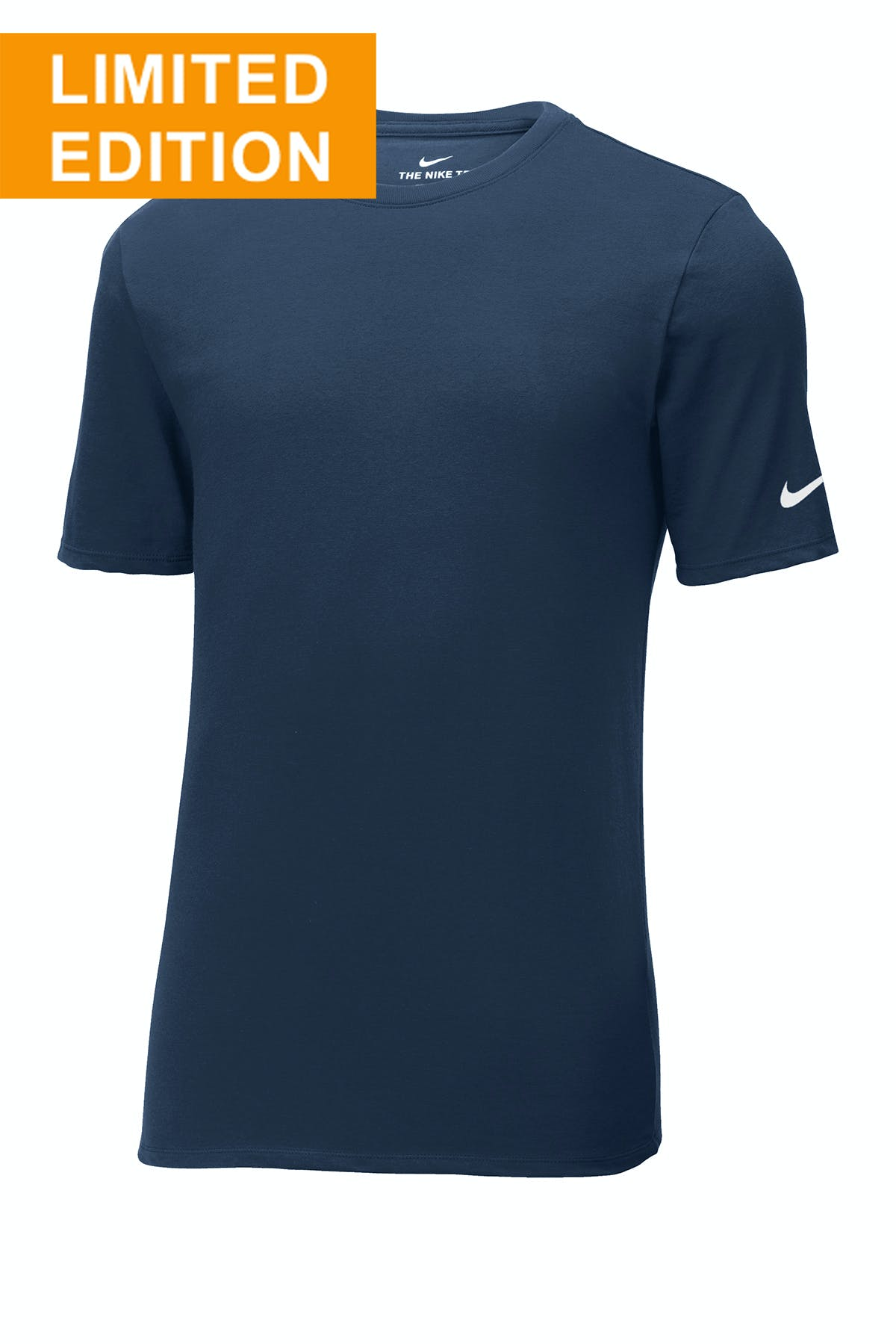 Nike Core Cotton Tee - sold by PRINT CITY GRAPHICS, INC