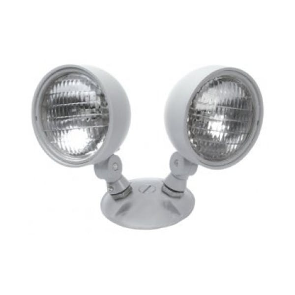 Outdoor Incandescent Remote Emergency Light Head - sold by RelightDepot.com