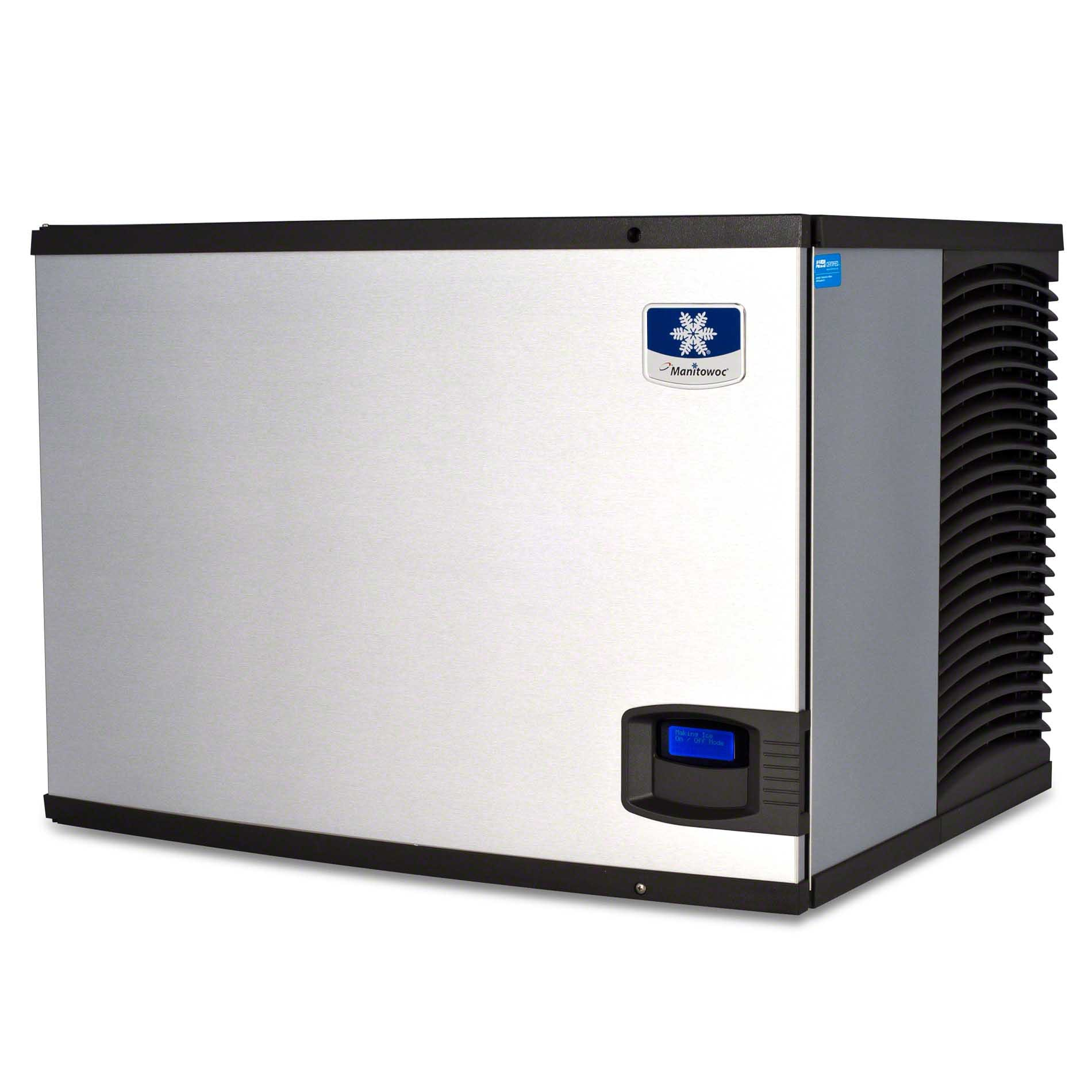 Manitowoc - IY-0504A 560 lb Half Size Cube Ice Machine - Indigo Series - sold by Food Service Warehouse