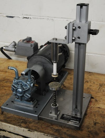 Turbofil Bench Top Vacuum Filler - sold by Union Standard Equipment Co