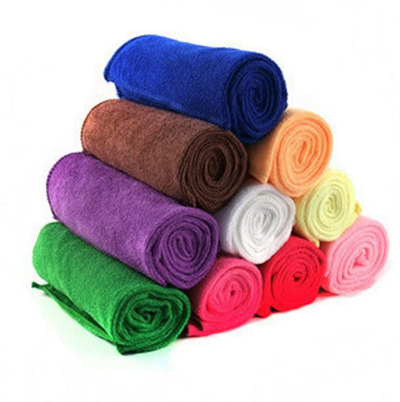 Microfiber Cleaning Towel (Item # IIMIN-JVOUS) Towel sold by InkEasy