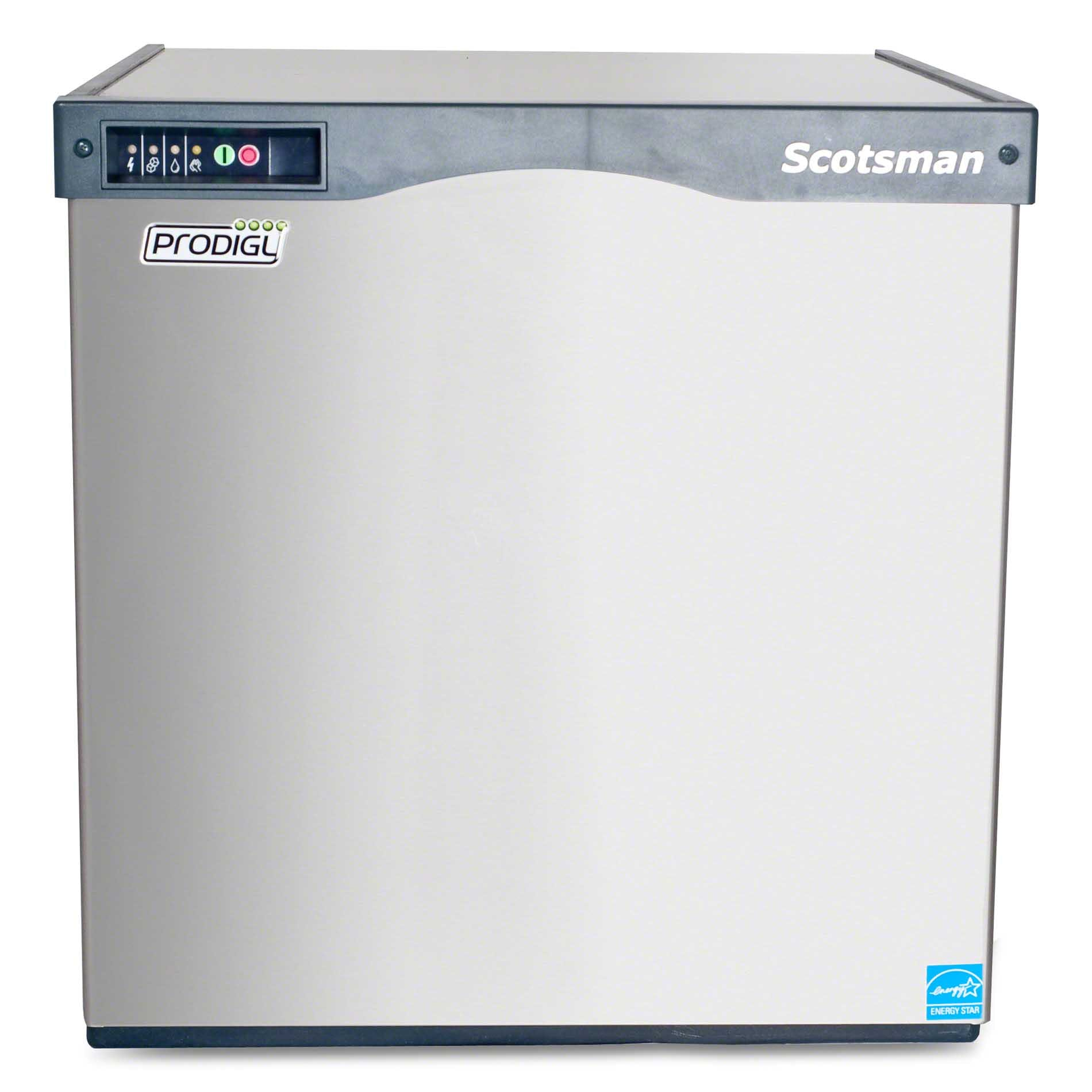 Scotsman - C0322MA-32A 356 lb Full Size Cube Ice Machine - Prodigy Series - sold by Food Service Warehouse