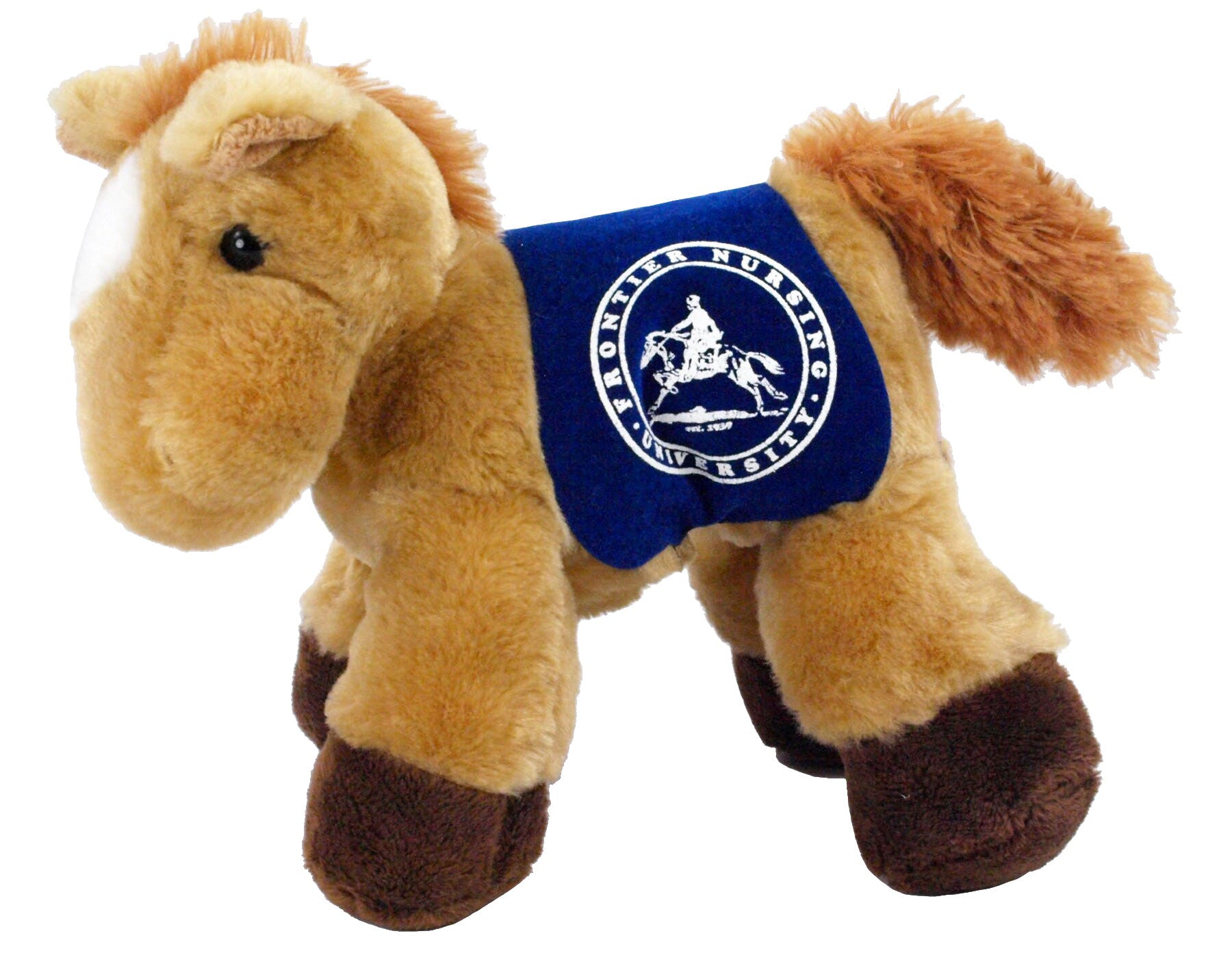 Horse with Saddle (Item # CBIKO-JAIKL) Stuffed toy sold by InkEasy