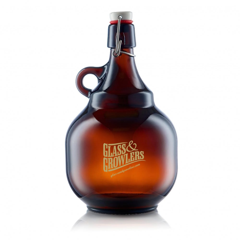2L Palla Swing Top Growler Growler sold by Glass and Growlers