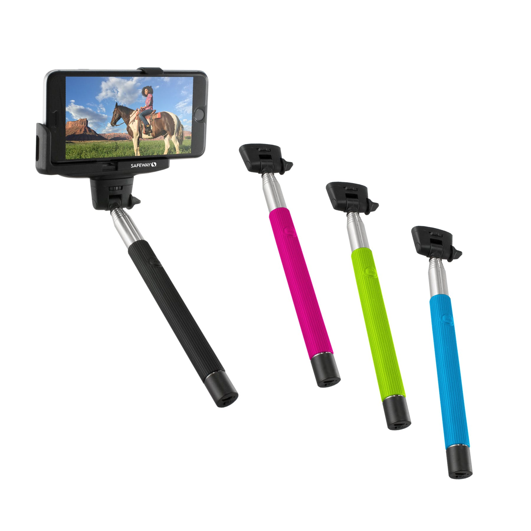 Selfie Stick (Item # PEMON-KAIZE) Promotional product sold by InkEasy