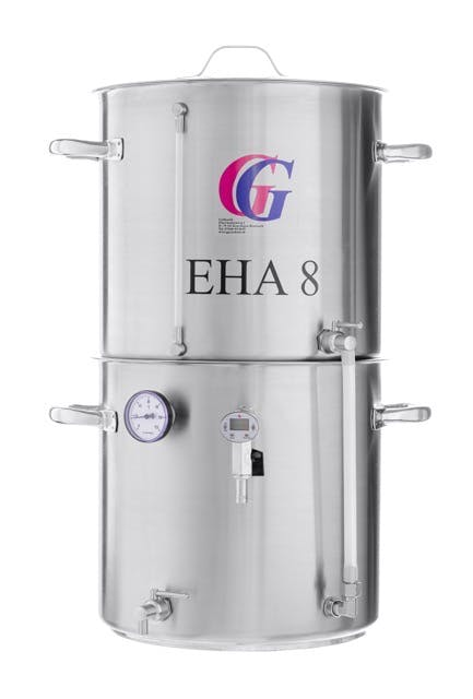 Pasteurizer EHA 8 Pasteurizer sold by Mobile Juice Factory